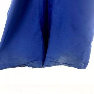 smitten Other - Smitten Small Polyester Royal Blue Scrub Set